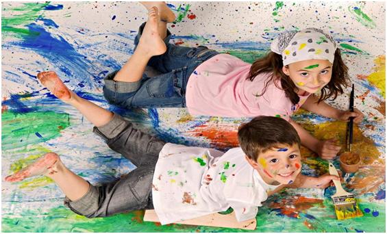 Занятия для детей по программе развития на основе изобразительной деятельности