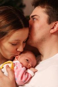 Кризис после рождения ребенка